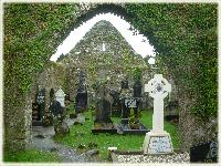 St. Gobnait's Church, Ballyvourney - click to view