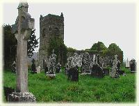 Inchigeelagh Old Church - click to view